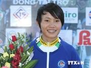 Gana ciclista vietnamita medalla de plata en ASIAD 17