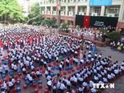 Lanza Vietnam semana de aprendizaje a lo largo de la vida
