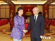 Líder partidista vietnamita inicia visita a Sudcorea
