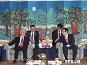 Vietnam da bienvenida a empresas sudcoreanas