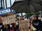 Recomiendan a vietnamitas alejarse de protestas en Hong Kong