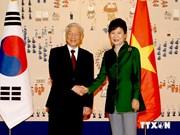 Vietnam y Sudcorea emiten declaración conjunta