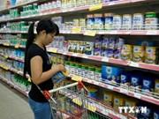 Gobierno impone límite de precios en productos lácteos para infantes