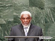 Primer ministro de Vanuatu iniciará visita a Vietnam