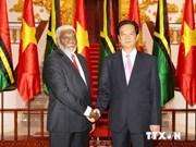 Visita del premier vanuatuense a Vietnam abrirá nuevo capítulo en relaciones