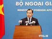 Vietnam rechaza construcción ilegal por China en Hoang Sa