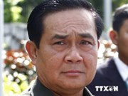 Primer ministro de Tailandia visita Myanmar