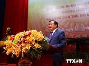 Conmemoran Día de Liberación de la capital vietnamita