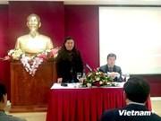 Exhortan a contribución de vietnamitas en Francia a lazos bilaterales