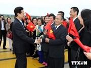 Primer ministro vietnamita inicia visita a Bélgica