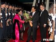 Gira del premier vietnamita acapara prensa europea