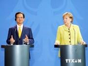 Países europeos discutirán cuestión del Mar Oriental en ASEM, dice Angela Merkel
