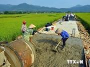 Asistencia sudcoreana a desarrollo rural en Vietnam