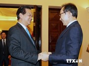 Expresidente sudcoreano exalta relaciones con Vietnam