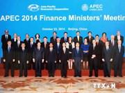 Economías de APEC fortalecen cooperación financiera