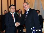 Vietnam y EE.UU. esforzados por conclusión del TPP