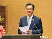 Premier vietnamita aprueba planificación de producción apatita hasta 2020
