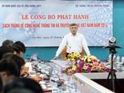 Publica Vietnam sexta versión de Libro Blanco sobre TIC