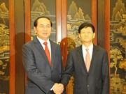 Vietnam y China fortalecen cooperación anticriminal