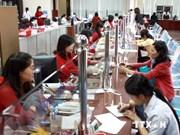 Bancos vietnamitas reducen tasa de interés de préstamos