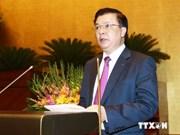Debate Parlamento proyectos de leyes de impuestos y enjuiciamiento civil