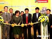 Banco vietnamita amplia sus operaciones en Laos