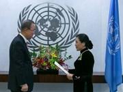 Secretario general de ONU elogia logros de desarrollo de Vietnam