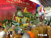 Celebran en Vietnam réquiem por víctimas de tráfico