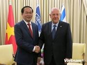 Vietnam e Israel aceleran cooperación en seguridad y defensa