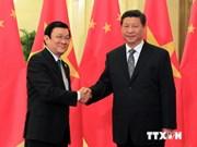 Vietnam y China intercambian medidas para ampliar relaciones