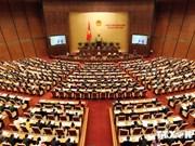 Parlamento aprueba Resolución sobre desarrollo socioeconómico en 2015