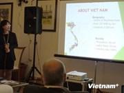 Promocionan productos agrícolas vietnamitas en Italia