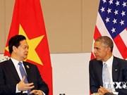 Premier vietnamita conversa con presidente estadounidense