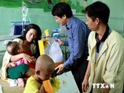 Elevan calidad en tratamiento a cáncer pediátrico en Vietnam