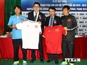 Patrocina grupo tailandés a la selección vietnamita de fútbol