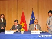 Vietnam y UE firman protocolo de Asociación y Cooperación