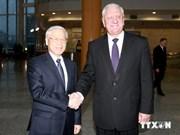 Impulsar nexos con Vietnam, prioridad en política exterior de Belarús