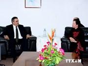 Potencia Vietnam cooperación con países de Francófona
