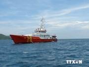 Rescatan a tripulante de barco hongkonés accidentado en mar