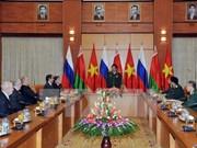 Resalta ministro vietnamita aportes de excombatientes soviéticos