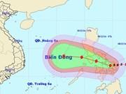 Vietnam alerta ante riesgo de superciclón Hagupit