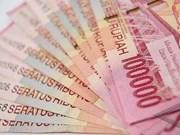 Valor de moneda local de Indonesia toca fondo desde 2008