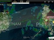 Tifón Hagupit entra en Mar Oriental