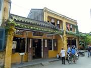 Hoi An: ejemplo regional en conservación de reliquias