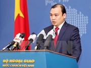 Vietnam rechaza reclamación china en el Mar Oriental