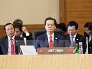 Premier vietnamita interviene en cumbre ASEAN–Sudcorea