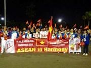 Vietnam gana primer oro en Juegos Deportivos Escolares regionales