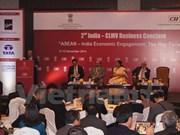 Impulsan cooperación económica la India y países de CLMV