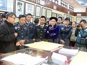 Inauguran otra exposición sobre Hoang Sa y Truong Sa de Vietnam