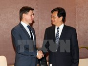Premier recibe a ministro comercial de Comisión Económica Asia-Europa